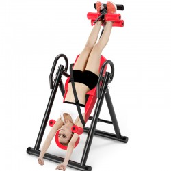 body stretching heighten hang upside down device cervical intervertebral disc exercise household fitness equipment