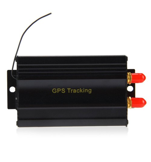 GPS103A TK103A GPS Tracker Car GPS Locator vehicle Motorcycle Alarm device