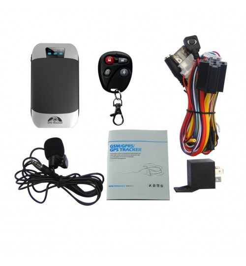 GPS303I GPS car locator vehicle gsm gprs gps tracker TK303I with remote control