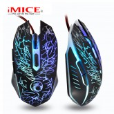 X5 manufacturers wholesale colorful breathing lights wired gaming mouse