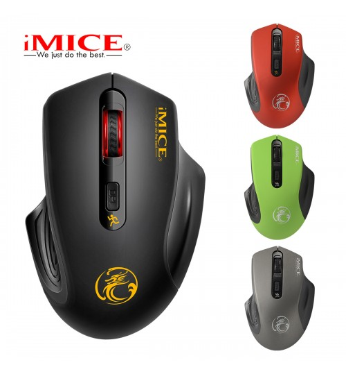 E-1800 business office home 2.4G wireless mouse mini optical mouse