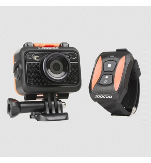 S60B HD bare waterproof outdoor sports camera WiFi remote control camera DV