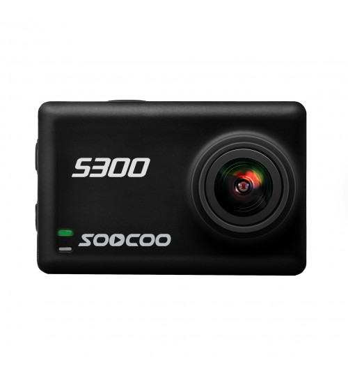 S300 HD 4K action camera touch screen remote control WiFi outdoor waterproof camera DV