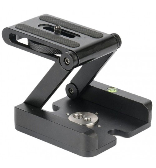 foldable PTZ Z-type quickly install plate Desktop tripod Panoramic track slide PTZ wholesale