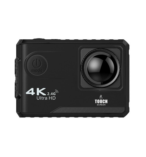 4K sports camera F100B HD touch screen WIFI outdoor waterproof DV