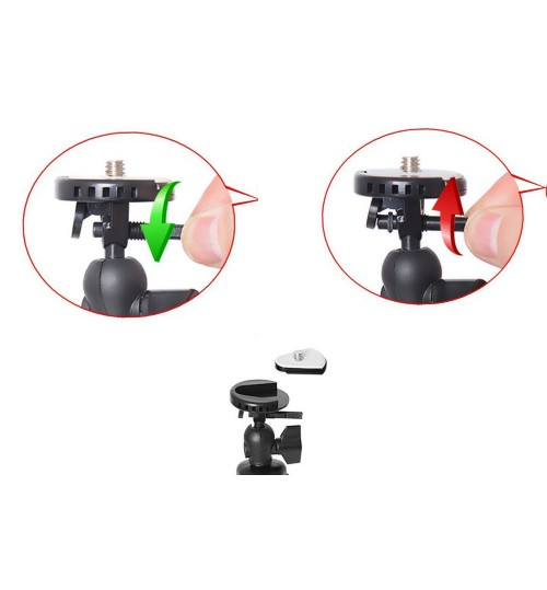 large octopus color tripod Mini portable selfies stand