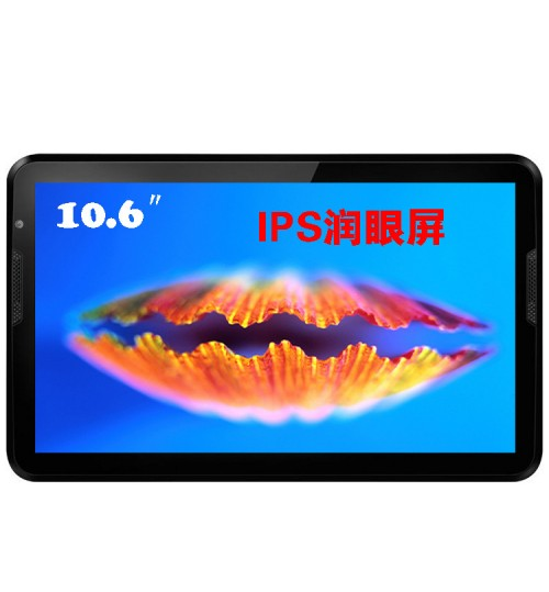 10.6 inch 8 core tablet 1366x768 IPS screen 1G 16G Android 5.1 Tablet PC
