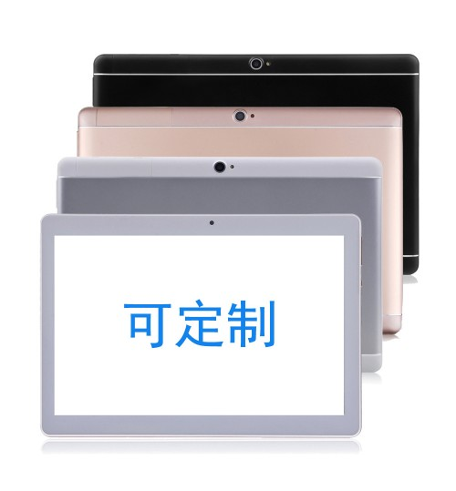 Wholesale 10 inch tablet IPS screen GPS Bluetooth dual card 3G call Metal case support customization