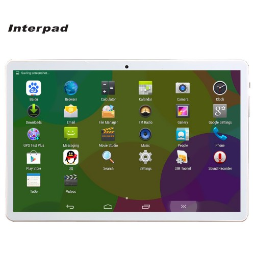 10.1 inch 4G call 1920x1200 IPS screen 8 core 3G 64G Android tablet PC customization