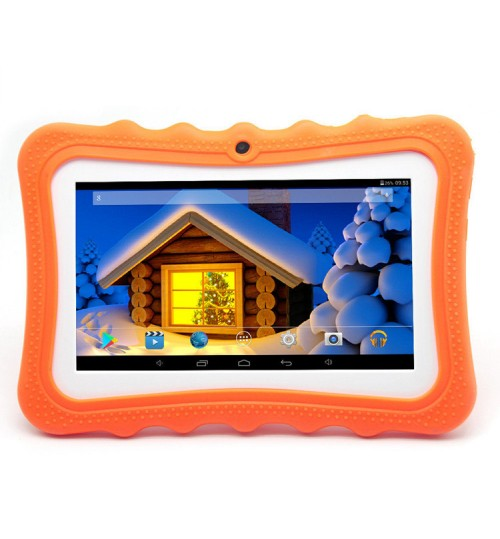 7 inch children's tablet PC A33 quad-core learning tablet PC