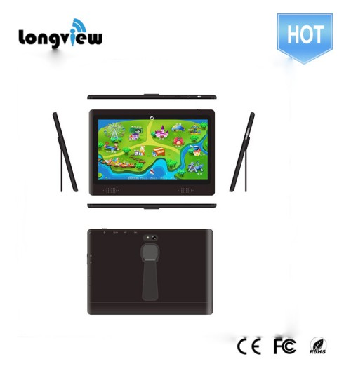 7 inch tablet PC wifi Android smart tablet with stand children gift