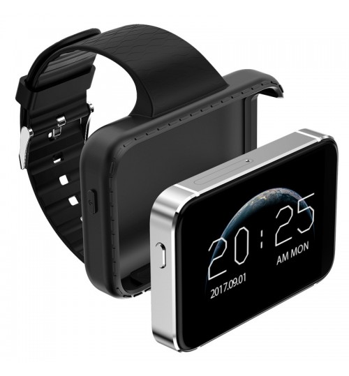 I5S smart watch card 3G network Android big screen support TF card sleep monitoring driving record function